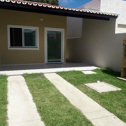 Casa plana no ancuri R$ 136.000,00 ja com documentação inclusa(2 Quarto) - Foto 2