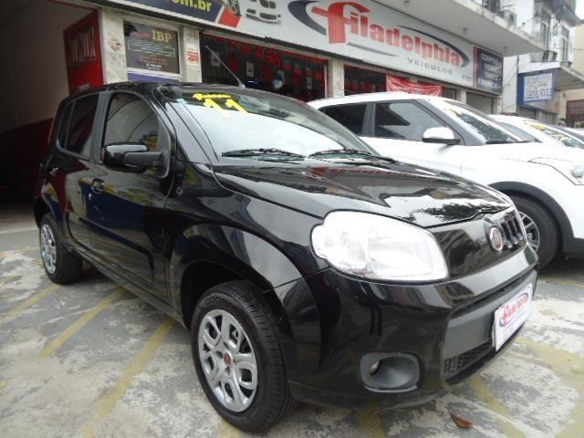 Fiat - Uno 2011 vicave completa! preço real!!! sem pegadinhas - Foto 4