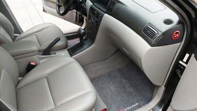 Toyota Fielder 2006 automática, novíssima - Foto 6