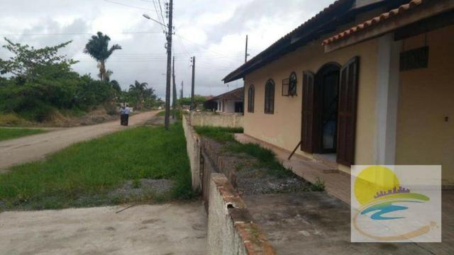 Casa locação temporada Barra do Sai Itapoá-SC R$ 200,00 CA0391 - Foto 4