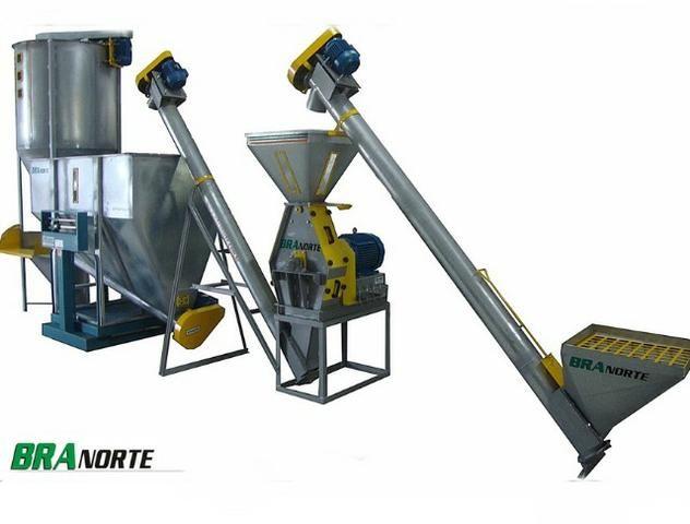 Fabrica de Ração Compacta 02 - Foto 3