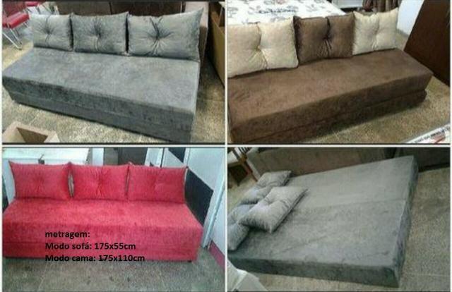 Sofá cama direto da fábrica - Foto 2
