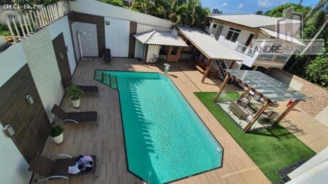 Casa para Venda em Salvador, jaguaribe, 7 dormitórios, 7 suítes, 3 banheiros, 10 vagas