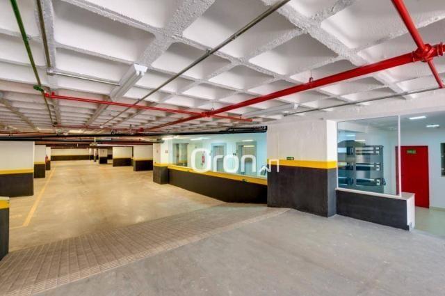 Sala à venda, 101 m² por r$ 676.000,00 - vila são tomaz - aparecida de goiânia/go - Foto 10