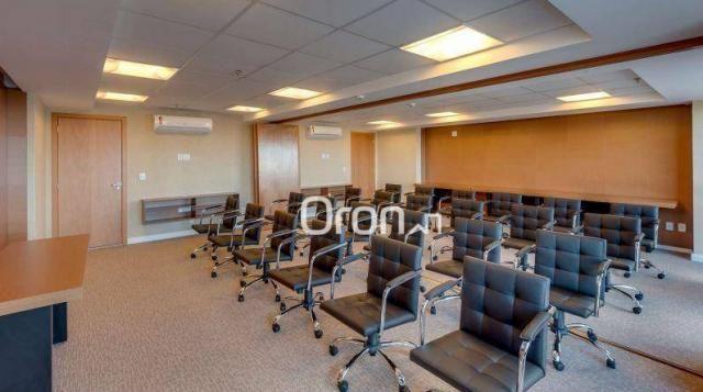 Sala à venda, 101 m² por r$ 676.000,00 - vila são tomaz - aparecida de goiânia/go - Foto 8