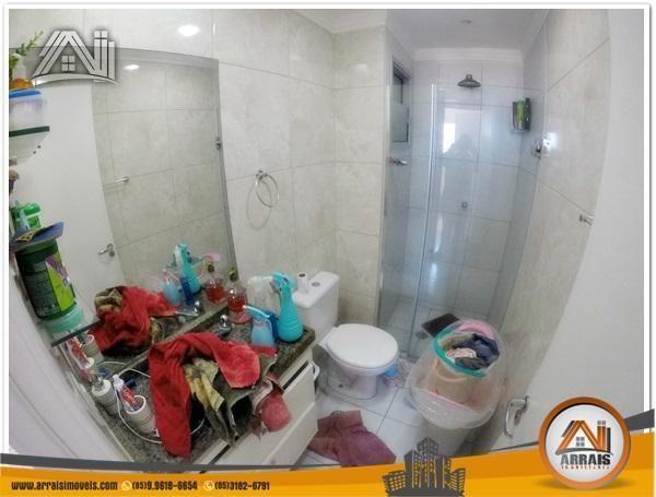 Vendo Apartamento no Bairro Jacarecanga Vista para o Mar - Foto 12