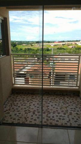 Apartamento à venda com 2 dormitórios em Jd san remo, Bady bassitt cod:V8406 - Foto 2