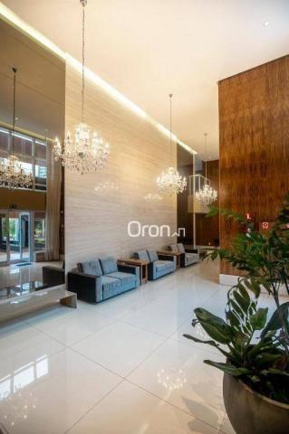 Apartamento com 4 dormitórios à venda, 271 m² por r$ 2.213.000,00 - jardim goiás - goiânia - Foto 5