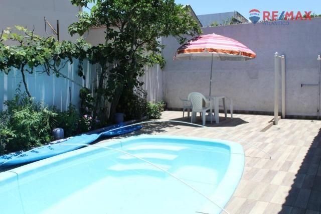 Casa com piscina e 2 dormitórios à venda centro - navegantes/sc - Foto 13