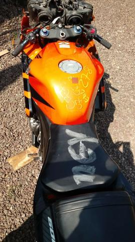Moto Para Retirada De Peças/sucata Honda Cbr 600 Rr Ano 2006 - Foto 3