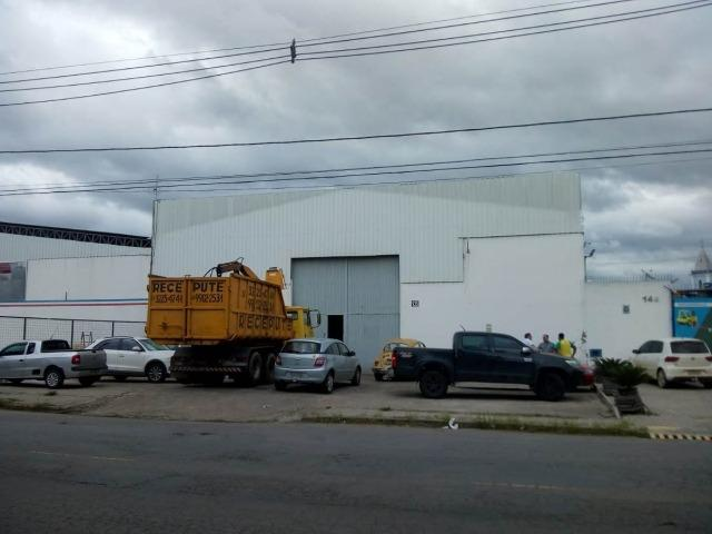A-excelente localização Galpão para aluguel bairro Distrito Industrial