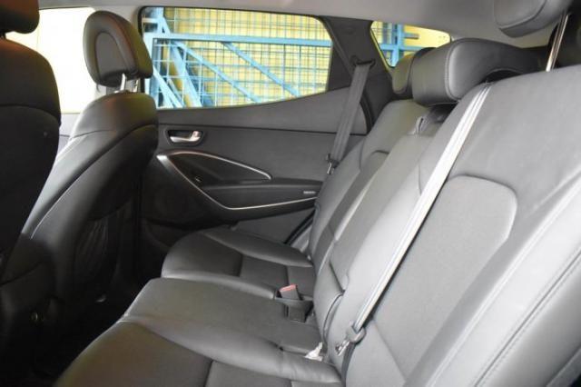 Hyundai santa fÉ 2015 3.3 mpfi 4x4 v6 270cv gasolina 4p automÁtico - Foto 4