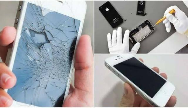 Seu celular quebrou? Não se preocupe, consertamos na hora. Todas as marcas.