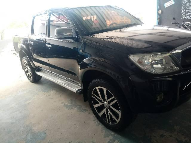 Hilux conservada 2020 pago!!!