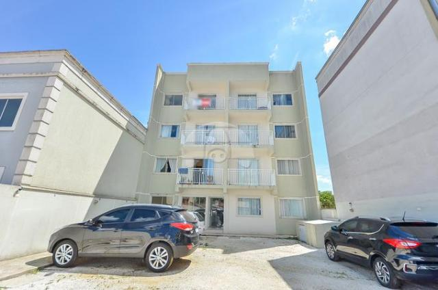 Apartamento à venda com 2 dormitórios em Afonso pena, São josé dos pinhais cod:151109 - Foto 2