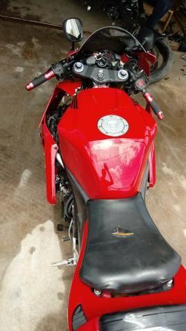 Sucata Para Retirada De Peças Honda Cbr 600 Rr Ano 2005 - Foto 2