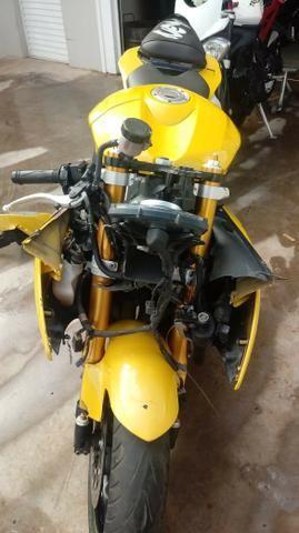 Moto Para Retirada De Peças/sucata Yamaha Yzf R6 Ano 2008 - Foto 2