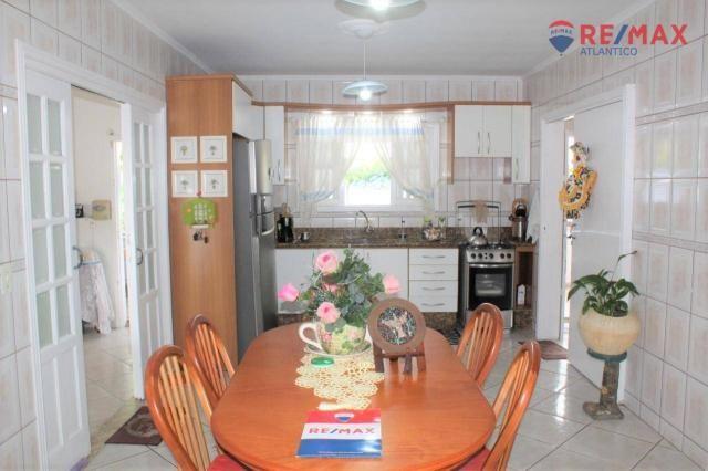 Casa com piscina e 2 dormitórios à venda centro - navegantes/sc - Foto 6