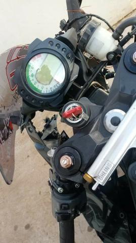 Moto Para Retirada De Peças/sucata Kawasaki Zx10 R Ano 2010 - Foto 6