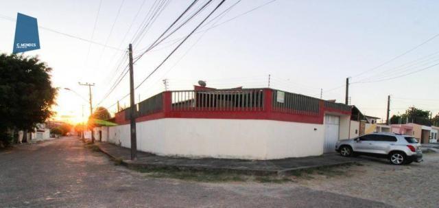 Casa com 3 dormitórios para alugar, 300 m² por R$ 2.000/mês - Cidade dos Funcionários - Fo - Foto 2