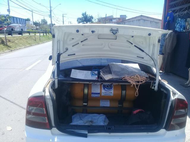 Astra sedan advantage 2.0 flex 2006 - Foto 6