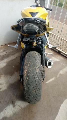 Moto Para Retirada De Peças/sucata Yamaha Yzf R6 Ano 2008 - Foto 5