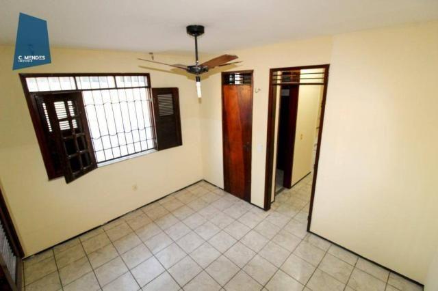 Casa com 3 dormitórios para alugar, 300 m² por R$ 2.000/mês - Cidade dos Funcionários - Fo - Foto 7
