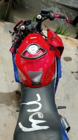 Moto Para Retirada De Peças/sucata Honda Cbr 600 F Ano 2001 - Foto 3