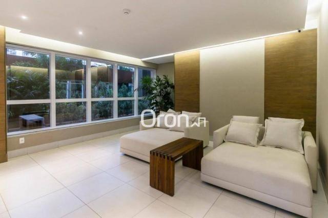 Apartamento com 4 dormitórios à venda, 271 m² por r$ 2.213.000,00 - jardim goiás - goiânia - Foto 10