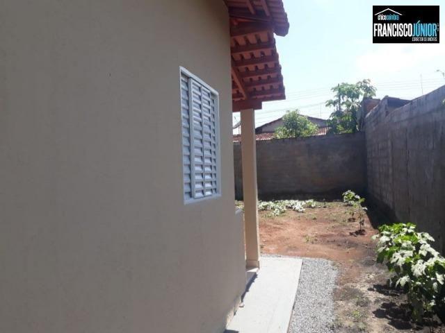 Casa em Santa Bárbara de Goiás, Construção Nova num lote inteiro de 250 m². Perto do Lago - Foto 3