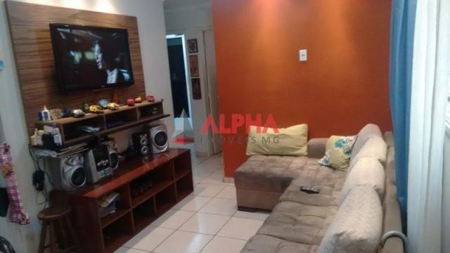 Apartamento à venda com 3 dormitórios em Jardim riacho das pedras, Contagem cod:4874