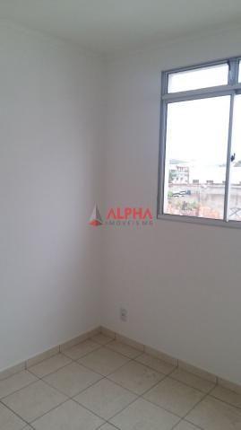 Apartamento à venda com 2 dormitórios em Nova baden, Betim cod:6989 - Foto 2