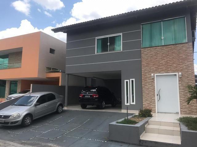 100% Mobiliado Cond. Dalva Toledo Casa Duplex 230m² c/ 04suítes no PQ das Laranjeiras - Foto 2