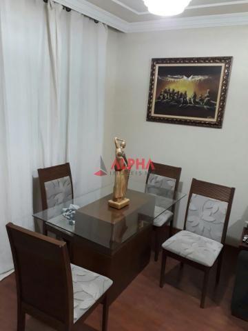 Apartamento à venda com 3 dormitórios em Senhora das graças, Betim cod:5193