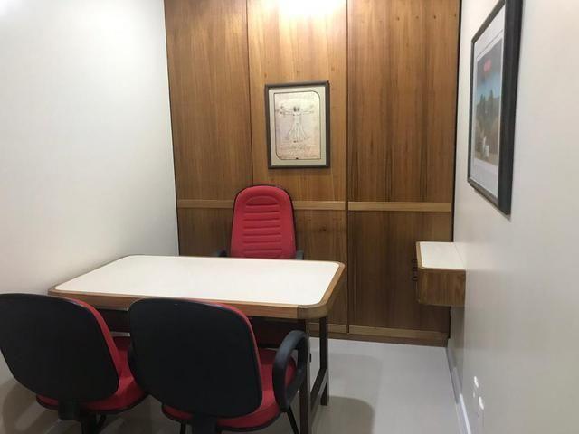 Escritório/ consultório mobiliado próx do hospital de clínicas