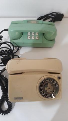 2 Telefones antigo