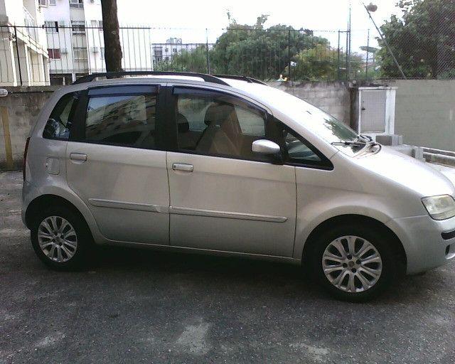 Fiat Idea=2010+GNV=Ac.Trocas - Foto 18