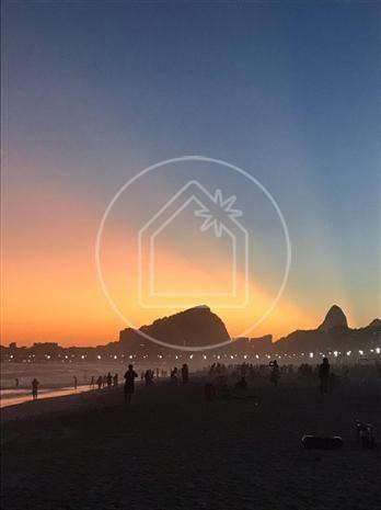 Apartamento à venda com 2 dormitórios em Copacabana, Rio de janeiro cod:880641
