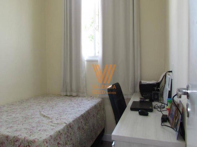 Apartamento com 3 dormitórios à venda, 64 m² por R$ 315.000,00 - Cajuru - Curitiba/PR - Foto 18