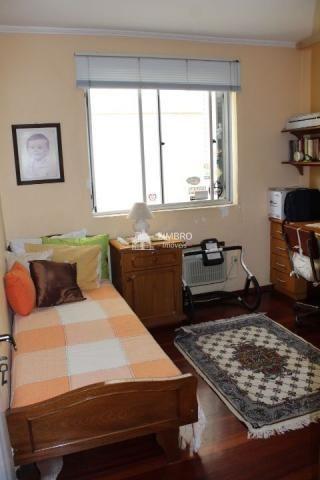 Apto venda 03D,sendo 01 suite+churrasqueira+garagem+03sacadas+ central - Foto 6