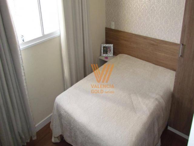 Apartamento com 3 dormitórios à venda, 64 m² por R$ 315.000,00 - Cajuru - Curitiba/PR - Foto 12