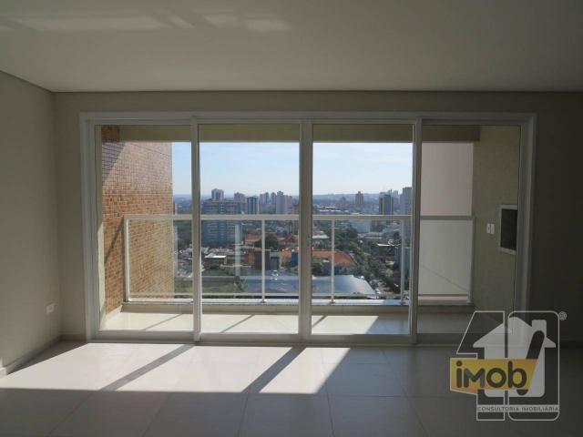 Apartamento com 3 dormitórios para alugar, 101 m² por R$ 2.500,00/mês - Residencial Omoiru - Foto 3