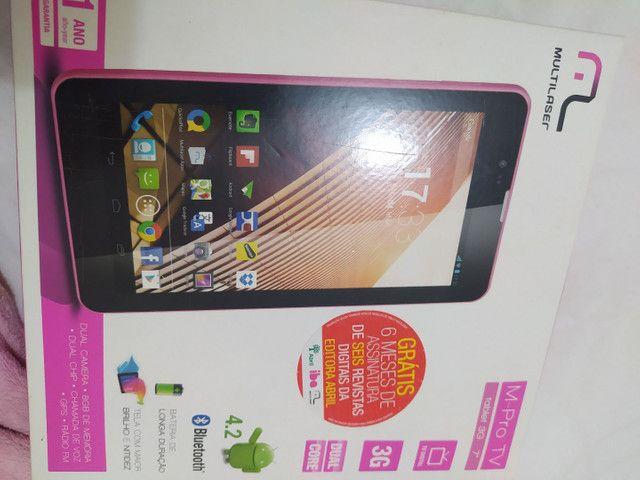 vendo tablet com defeito