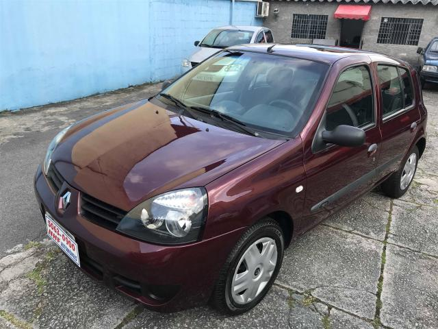 CLIO 2006/2006 1.0 AUTHENTIQUE 16V HI-FLEX 4P MANUAL