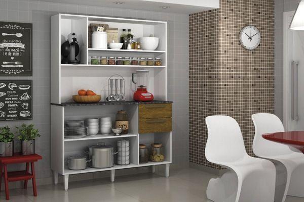 Kit Cozinha Nápoles - Entrega Grátis Fortaleza - Foto 4