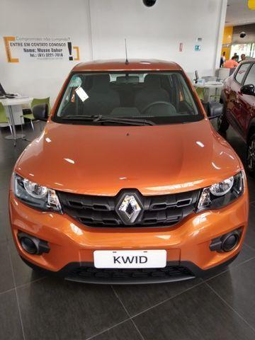 Nv Renault Kwid Zen 1.0 12v sce Flex 20/21 - Foto 3