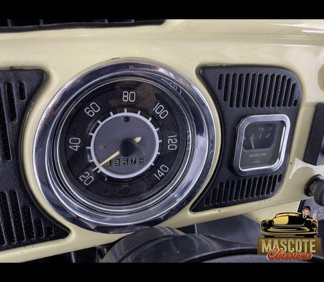 Fusca 1300 1974 *impecável*raridade*financio direto - Foto 15