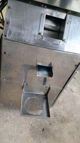 Máquina caldo cana /estufa de salgado - Foto 4