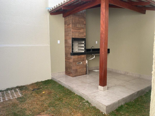 Linda Casa 3\4 com churrasqueira no Setor Parque das Flores - Foto 11