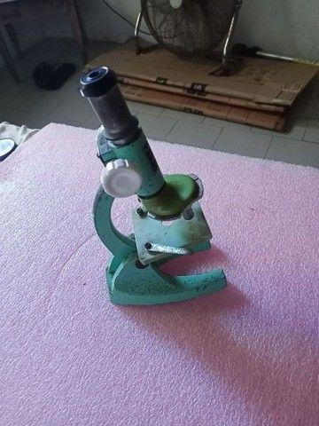 microscópio mini 650 reais - Foto 3